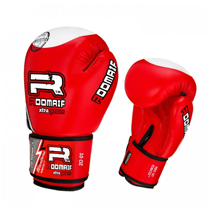 Mesh New Red max focus pad 10oz gloves black